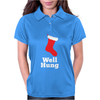 Well Hung Womens Polo