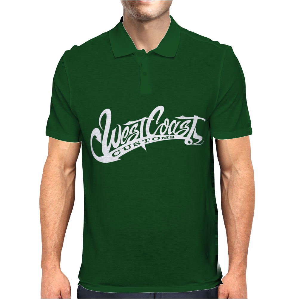 West Coast Customs Mens Polo