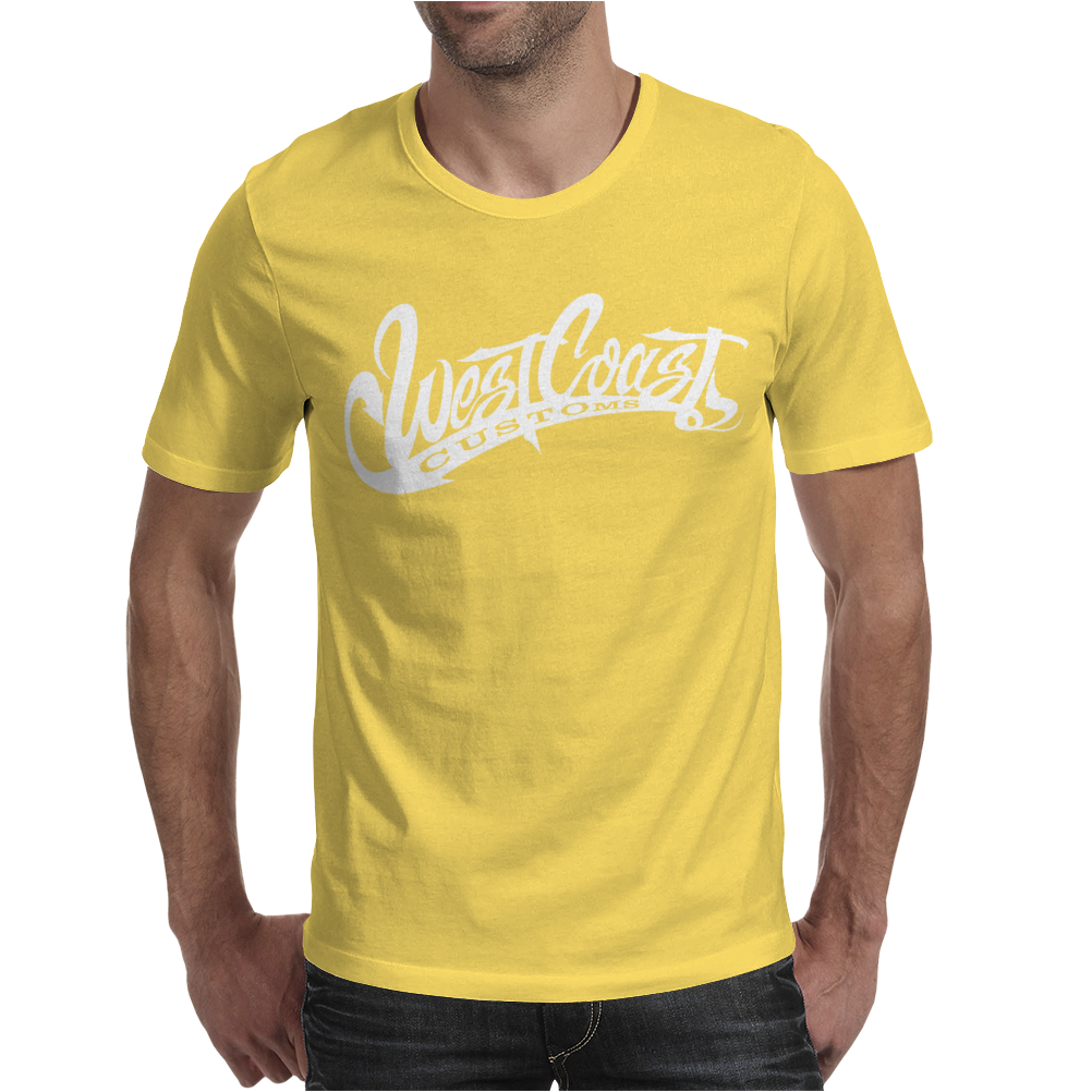West Coast Customs Mens T-Shirt