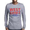 WEST SWIFT 2020 Mens Long Sleeve T-Shirt