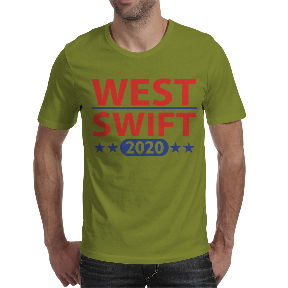 WEST SWIFT 2020 Mens T-Shirt