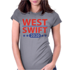 WEST SWIFT 2020 Womens Fitted T-Shirt