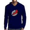 Wet Tongue Mens Hoodie