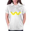 Weyland-Yutani Corp Alien Inspired Printed Womens Polo