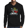 Whack all Minions Mens Hoodie