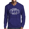 What A Difference A Dave Makes Mens Hoodie