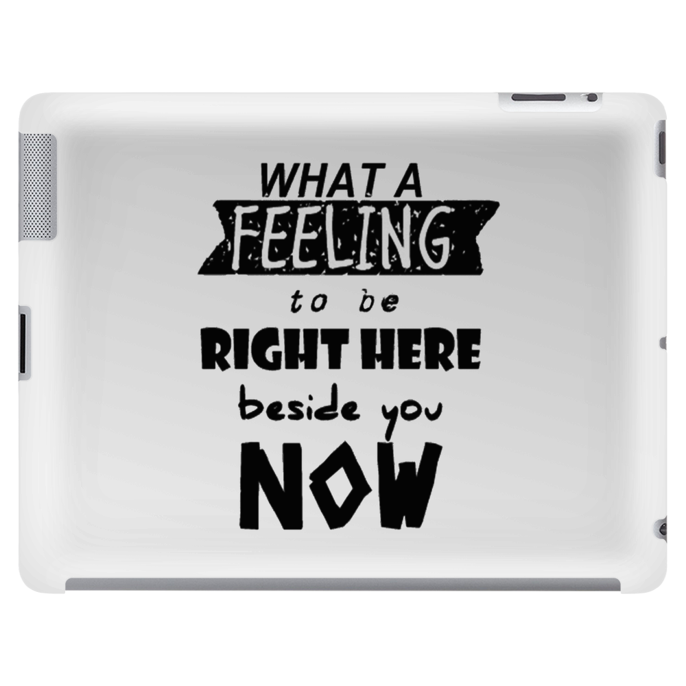 What a Feeling Tablet