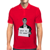 What Do You Mean 2016 Tour Mens Polo