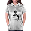 What Do You Mean 2016 Tour Womens Polo