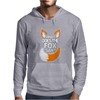 What Does The Fox Say Mens Hoodie