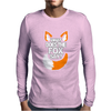 What Does The Fox Say Mens Long Sleeve T-Shirt