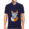 What Does The Fox Say Mens Polo