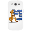 What does the fox say?! Phone Case