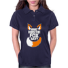 What Does The Fox Say Womens Polo