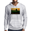 What Is, Is What Must Be Mens Hoodie
