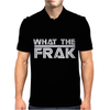 What The Frak Mens Polo