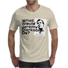 WHAT WOULD JEREMY CLARKSON DO Mens T-Shirt