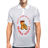 What would Jesus do? Mens Polo