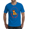 What would Jesus do? Mens T-Shirt