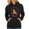 What would Jesus do? Womens Hoodie