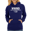 What Would MacGyver Do Womens Hoodie