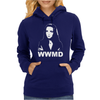 What Would Morticia Do Addams Family Womens Hoodie