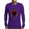 What Would Mugen Do Samurai Champloo Anime Mens Long Sleeve T-Shirt