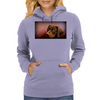 Whatcha Doin Dolly D Womens Hoodie