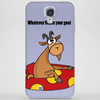 Whatever Floats your Goat Funny Design Phone Case