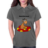 Whatever Floats your Goat Funny Design Womens Polo