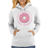 Whatever Sprinkles Your Donuts Womens Hoodie