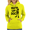 Whats Up Doc Womens Hoodie