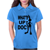 Whats Up Doc Womens Polo