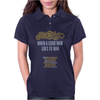 When A Good Man Goes To War Womens Polo