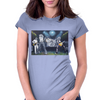 When Giants Rocked the Earth Womens Fitted T-Shirt