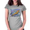 When heroes fall Womens Fitted T-Shirt