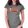 When Xmas Womens Fitted T-Shirt