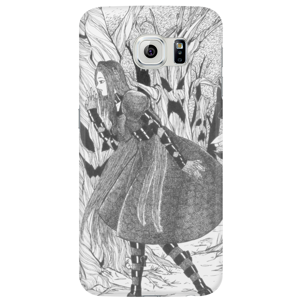 Where Did Mr. Rabbit Go Phone Case