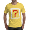 Where Is The Love Mens T-Shirt