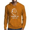 Where My Hoes Mens Hoodie