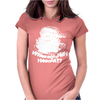 Wheres My Hos At Santa Claus Womens Fitted T-Shirt