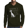 Whippet .. Mens Hoodie