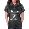 White Adobo Womens Polo