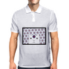 White Creature which is looking at you Mens Polo
