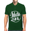 White Lion Mens Polo