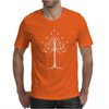 White Tree Of Gondor Tolkien Mens T-Shirt