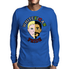 Whitexican Pride Mens Long Sleeve T-Shirt