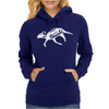 Who Killed Bambi Womens Hoodie