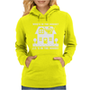 Who's In The House Womens Hoodie