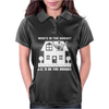 Who's In The House Womens Polo